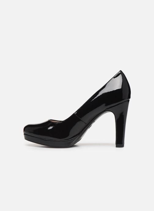 Zapatos de tacón Tamaris SOSKO Negro vista de frente