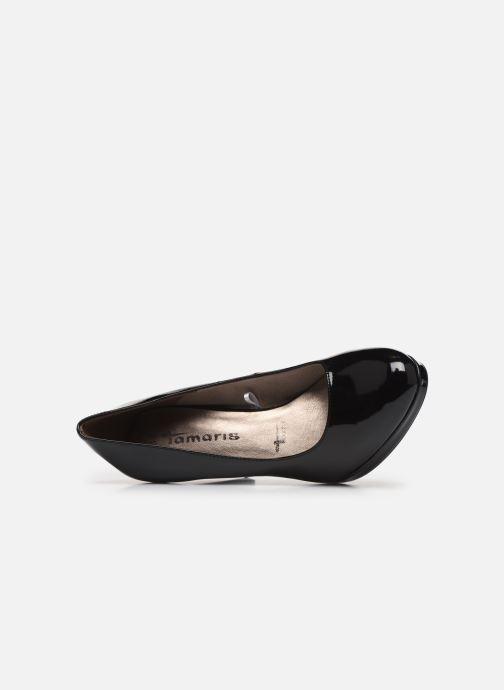 Zapatos de tacón Tamaris SOSKO Negro vista lateral izquierda