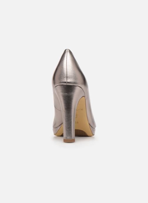High heels Tamaris SOSKO Bronze and Gold view from the right