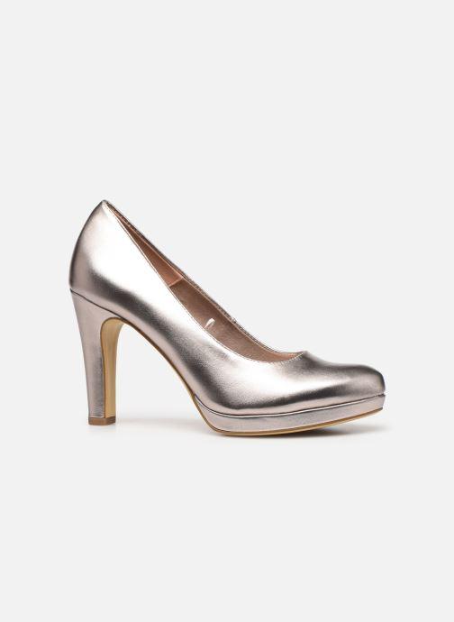 High heels Tamaris SOSKO Bronze and Gold back view