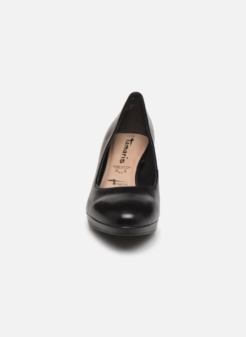 Escarpins Tamaris TIJI Noir vue portées chaussures
