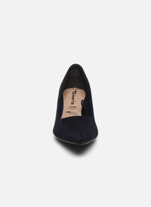 Escarpins Tamaris TRISHA Bleu vue portées chaussures