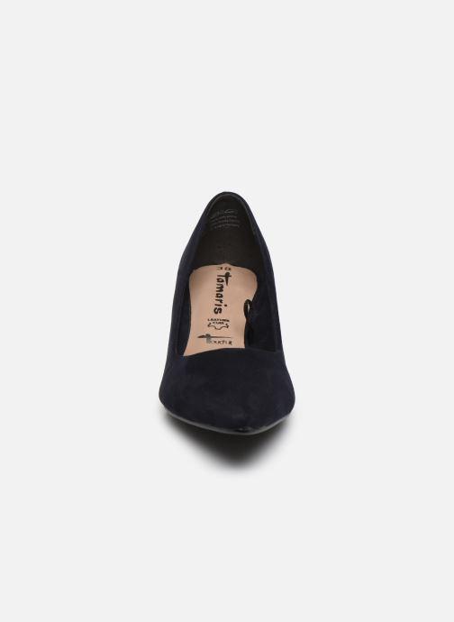 Zapatos de tacón Tamaris TRISHA Azul vista del modelo