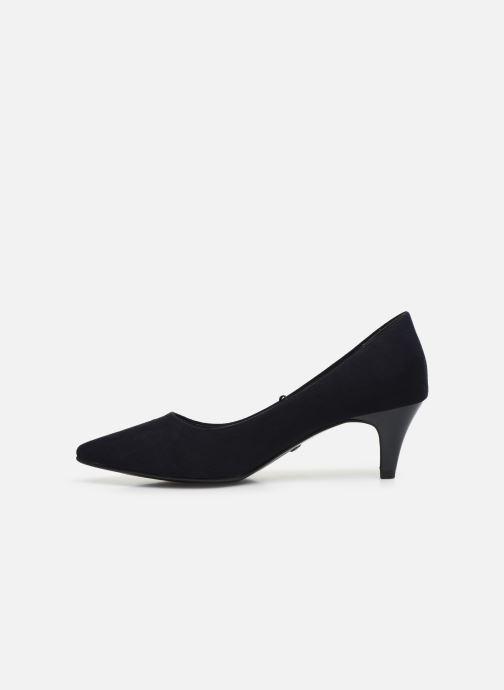 Zapatos de tacón Tamaris TRISHA Azul vista de frente