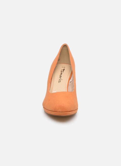 Zapatos de tacón Tamaris VASCO Naranja vista del modelo