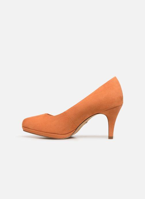 Zapatos de tacón Tamaris VASCO Naranja vista de frente