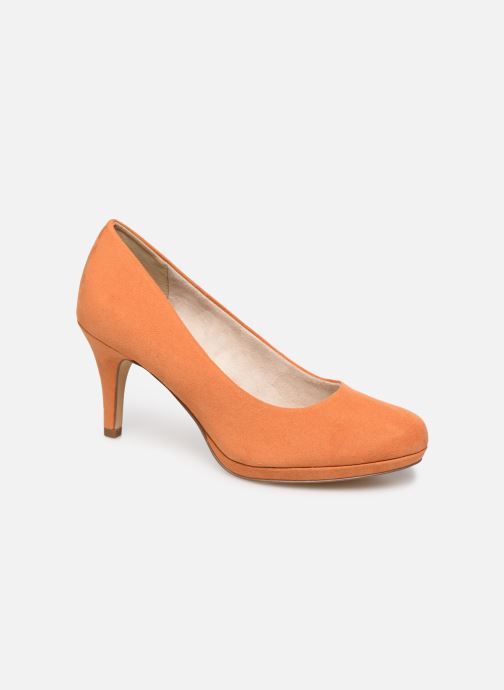 Escarpins Tamaris VASCO Orange vue détail/paire