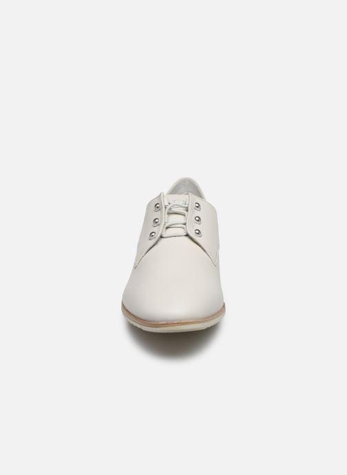 Zapatos con cordones Tamaris LAMIA Blanco vista del modelo