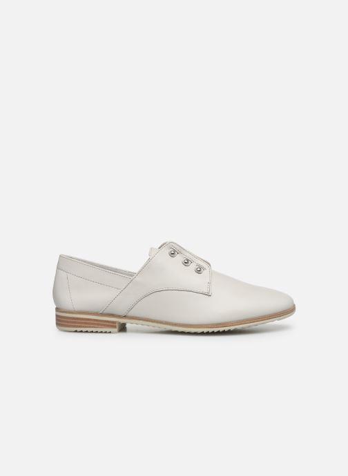 Chaussures à lacets Tamaris LAMIA Blanc vue derrière