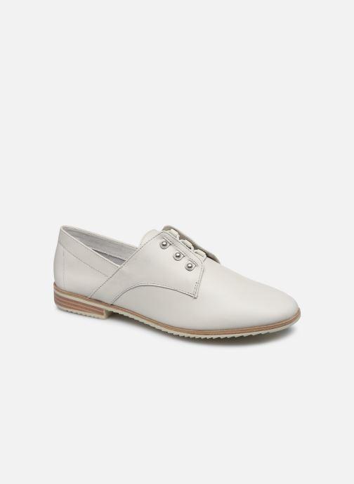 Chaussures à lacets Tamaris LAMIA Blanc vue détail/paire