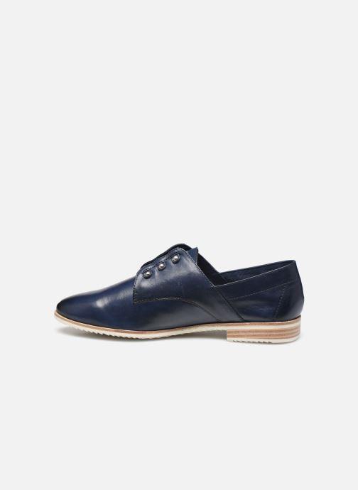 Zapatos con cordones Tamaris LAMIA Azul vista de frente