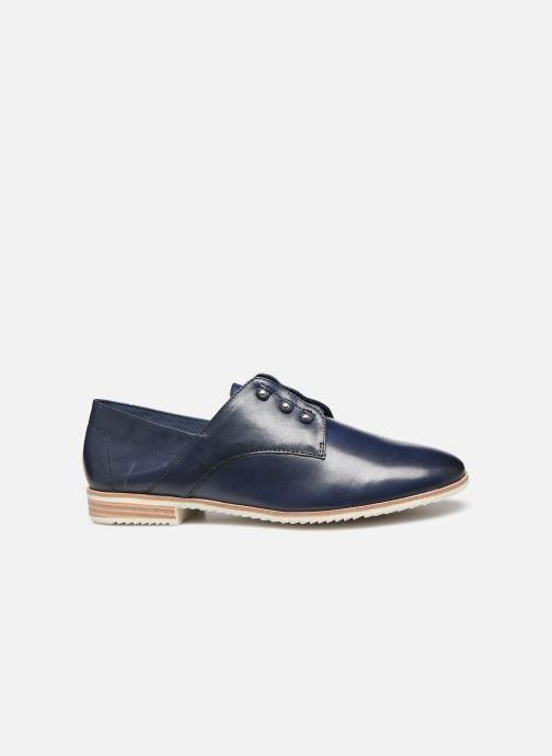 Zapatos con cordones Tamaris LAMIA Azul vistra trasera