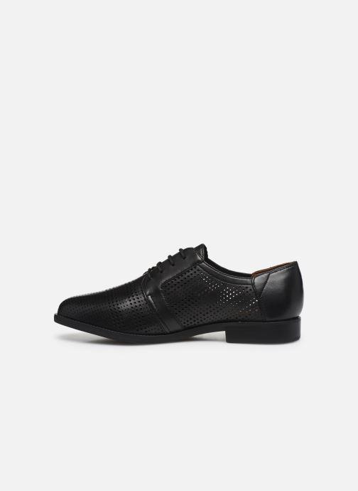Zapatos con cordones Tamaris WILNA Negro vista de frente