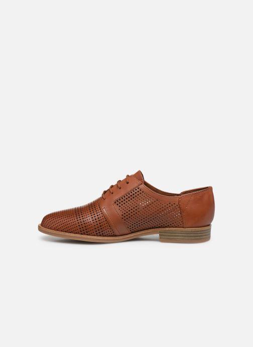 Chaussures à lacets Tamaris WILNA Marron vue face
