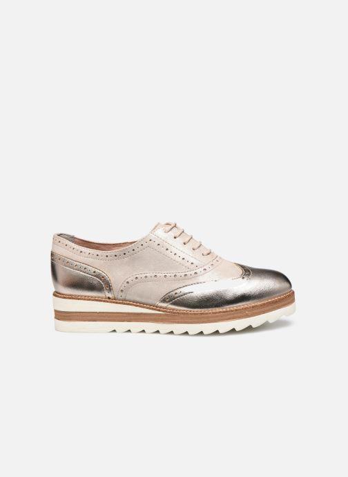 Zapatos con cordones Tamaris WLODI Oro y bronce vistra trasera