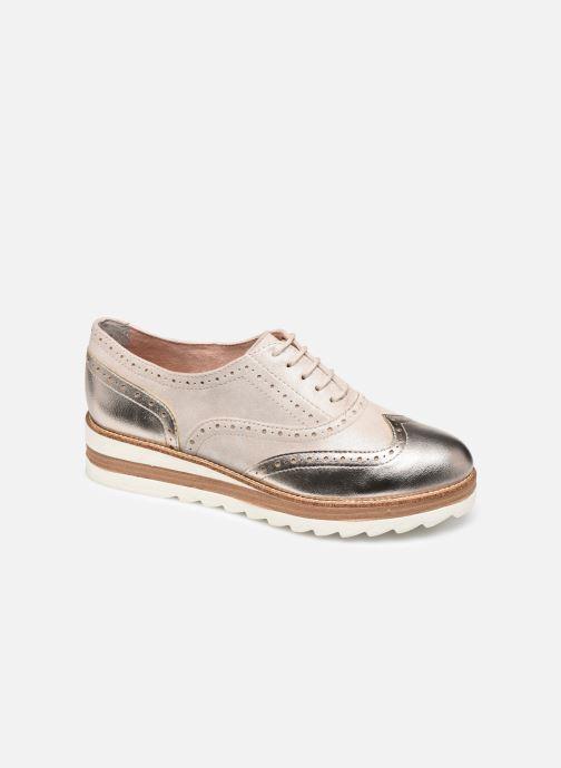Zapatos con cordones Tamaris WLODI Oro y bronce vista de detalle / par