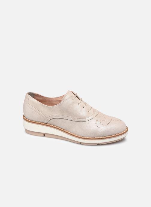 Zapatos con cordones Tamaris XAVIA Oro y bronce vista de detalle / par