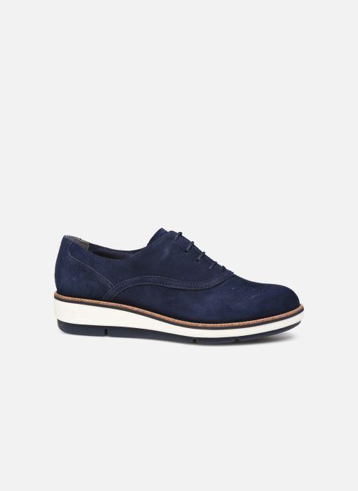 Zapatos con cordones Tamaris XAVIA Azul vistra trasera