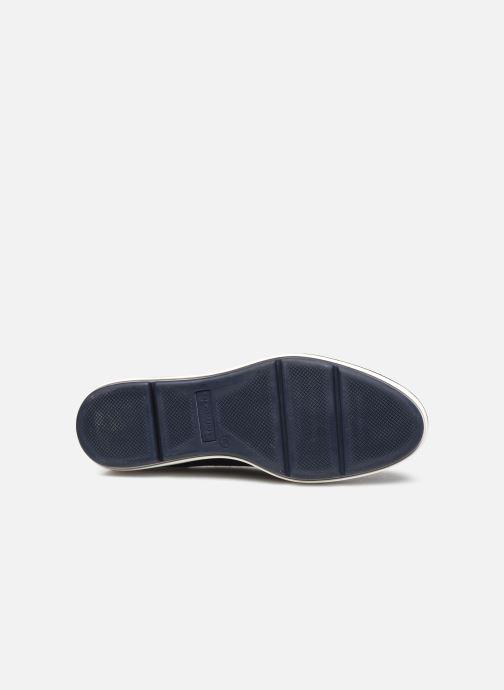 Zapatos con cordones Tamaris XAVIA Azul vista de arriba