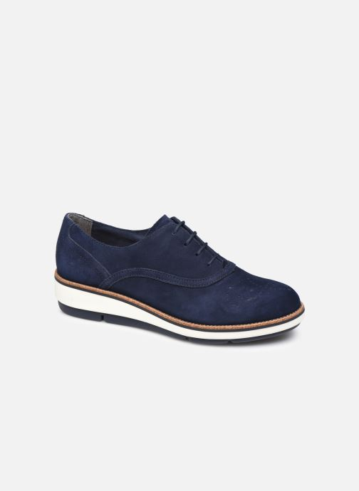 Zapatos con cordones Tamaris XAVIA Azul vista de detalle / par