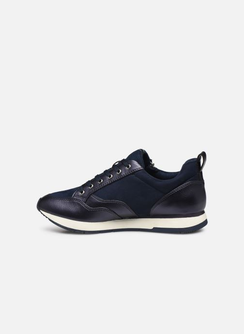 Sneaker Tamaris IZLY blau ansicht von vorne