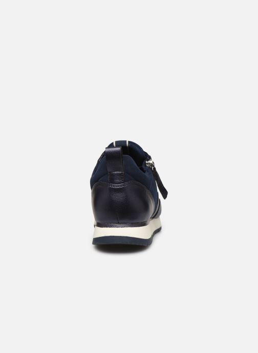 Sneaker Tamaris IZLY blau ansicht von rechts
