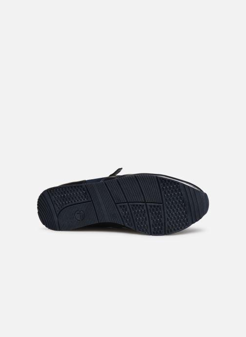 Sneaker Tamaris IZLY blau ansicht von oben