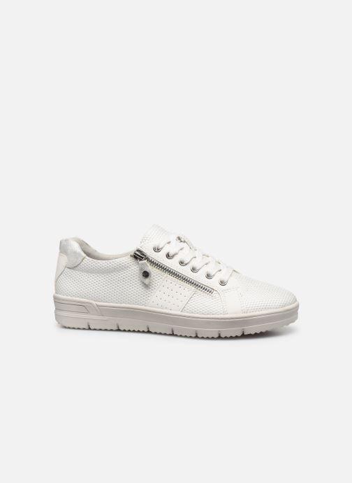 Sneakers Tamaris ISSAC Wit achterkant