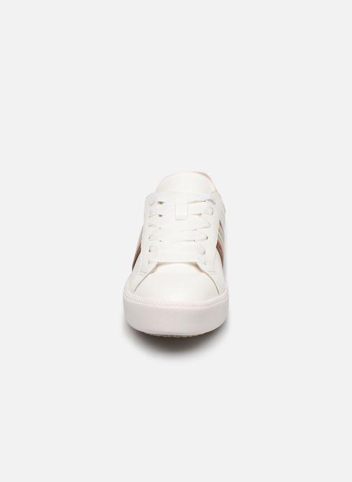 Baskets Tamaris JIHANE Blanc vue portées chaussures