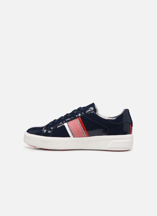Sneaker Tamaris JIHANE blau ansicht von vorne