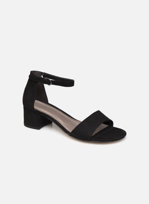Sandales et nu-pieds Tamaris TOLA Noir vue détail/paire