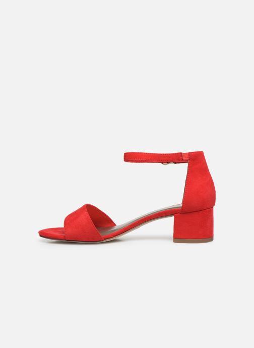Sandales et nu-pieds Tamaris TOLA Rouge vue face