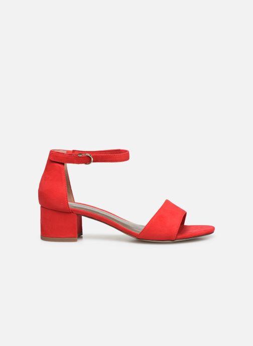 Sandales et nu-pieds Tamaris TOLA Rouge vue derrière