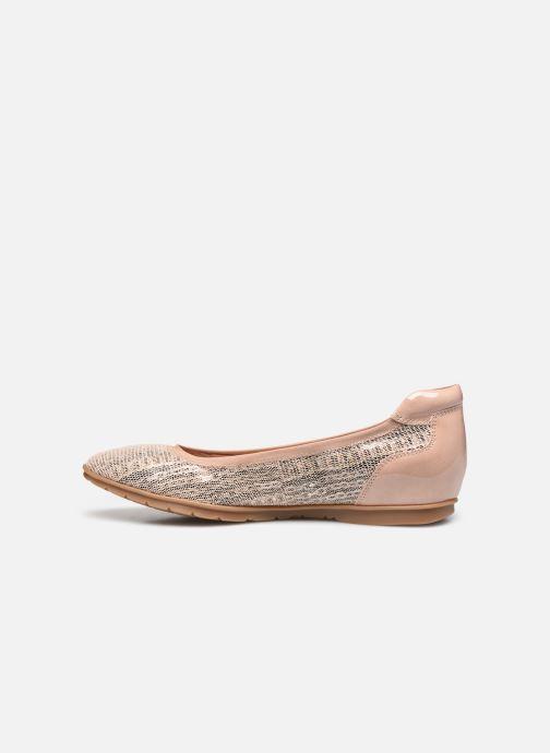 Ballerina's Tamaris BESSY Roze voorkant