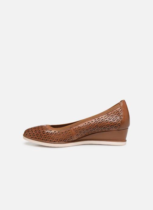 Zapatos de tacón Tamaris CESAR Marrón vista de frente