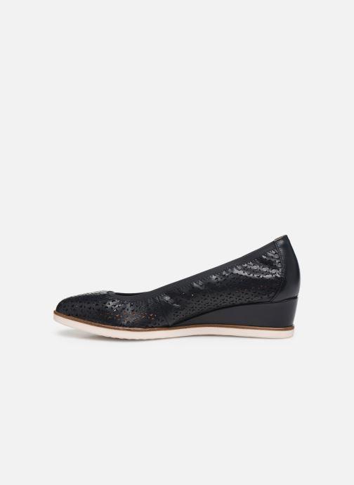 Zapatos de tacón Tamaris CESAR Azul vista de frente