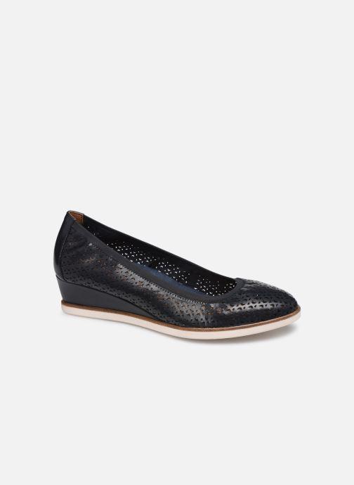 Zapatos de tacón Tamaris CESAR Azul vista de detalle / par