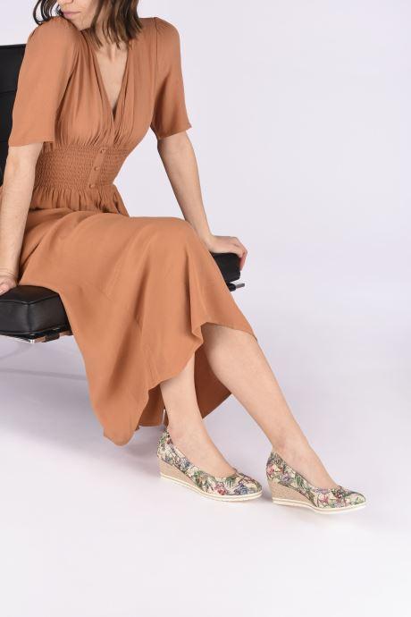 Zapatos de tacón Tamaris VALOU Multicolor vista de abajo