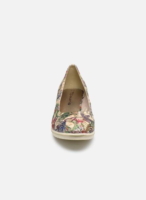 Zapatos de tacón Tamaris VALOU Multicolor vista del modelo