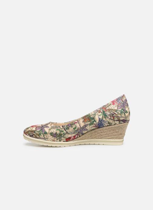 Zapatos de tacón Tamaris VALOU Multicolor vista de frente