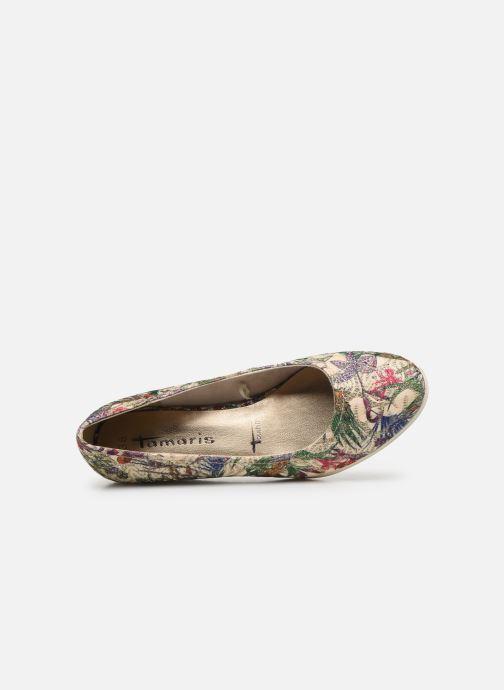 Zapatos de tacón Tamaris VALOU Multicolor vista lateral izquierda