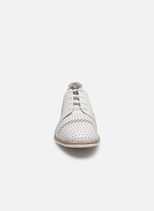 Chaussures à lacets Tamaris VIKTA Blanc vue portées chaussures