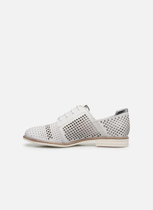 Chaussures à lacets Tamaris VIKTA Blanc vue face
