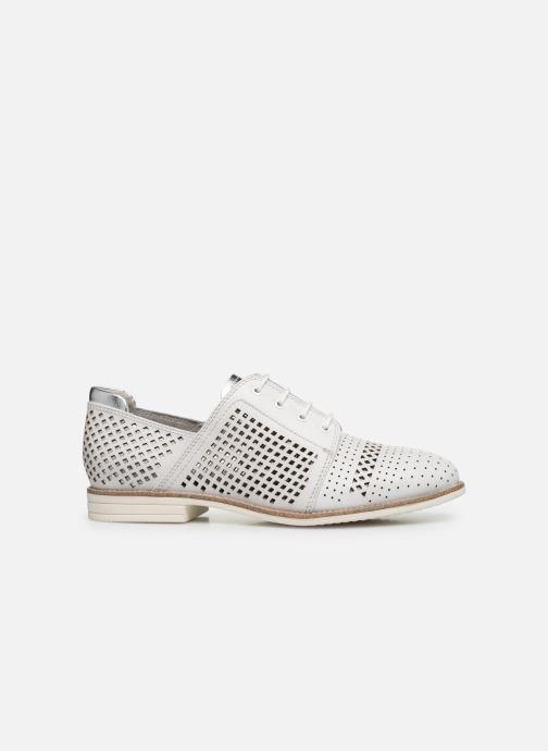 Chaussures à lacets Tamaris VIKTA Blanc vue derrière
