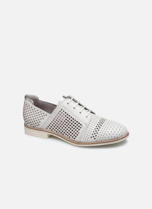 Chaussures à lacets Tamaris VIKTA Blanc vue détail/paire