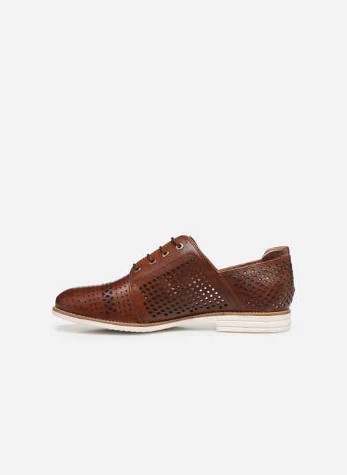 Zapatos con cordones Tamaris VIKTA Marrón vista de frente