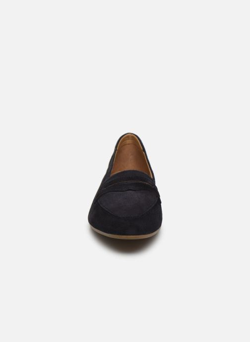 Mocassins Tamaris YUZA Bleu vue portées chaussures