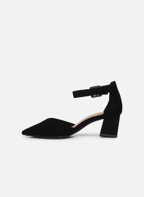 Zapatos de tacón Tamaris YULIA Negro vista de frente