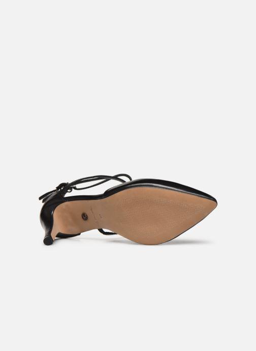 Zapatos de tacón Tamaris ZAMI Negro vista de arriba