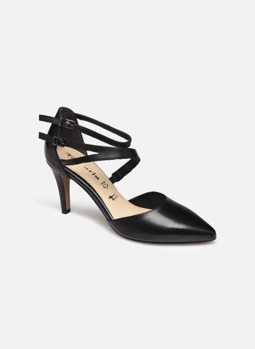 Zapatos de tacón Tamaris ZAMI Negro vista de detalle / par
